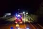 01.02. 04:58 Uhr  TH nach Lkw-Unfall A 3 Fahrtrichtung Köln