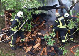 Brand an der Neumühle