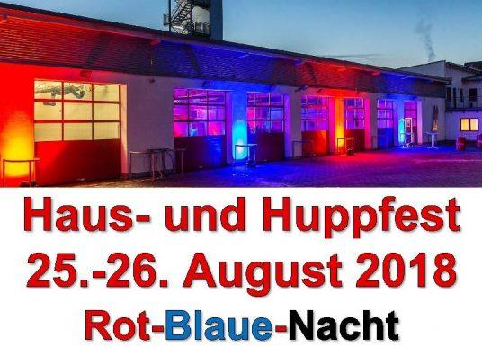 Haus- und Huppfest bei der Elzer Feuerwehr
