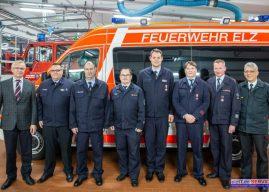 Gemeinsame Jahreshauptversammlung der Elzer Feuerwehren