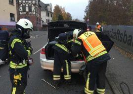 Feuerwehr bleibt in Bewegung – schnelle Einsätze minimieren Brandschäden