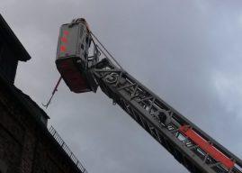 Sturm Eberhard beschäftigt Feuerwehr Elz