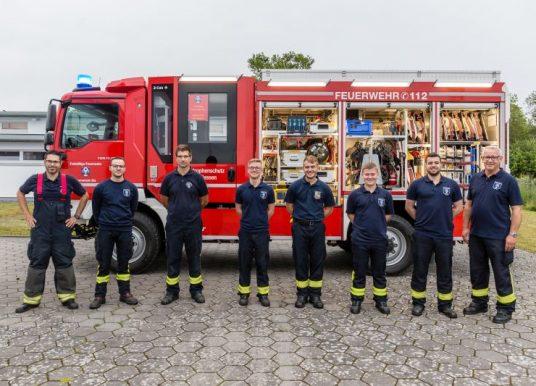 """""""Elbwache"""" der Feuerwehr nach Brücken-Freigabe wieder aufgelöst"""