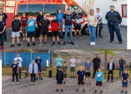 Spenden für die Jugendfeuerwehr