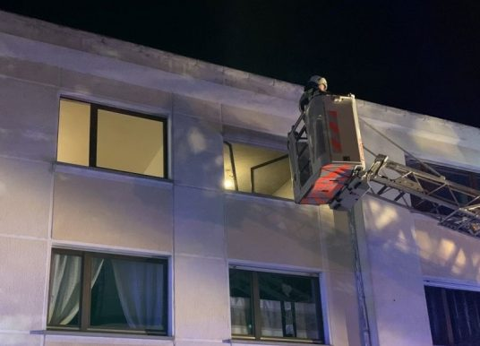 Fettexplosion in der Rathausstraße