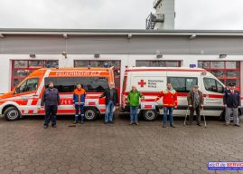 SPD-Kalender-Erlös fließt in die Jugendarbeit von Feuerwehr und DRK